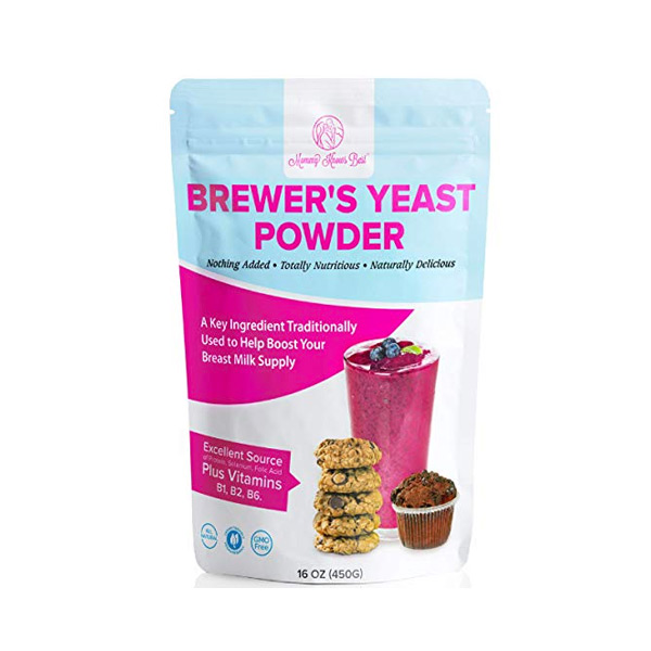 Brewers Yeast for Lactation