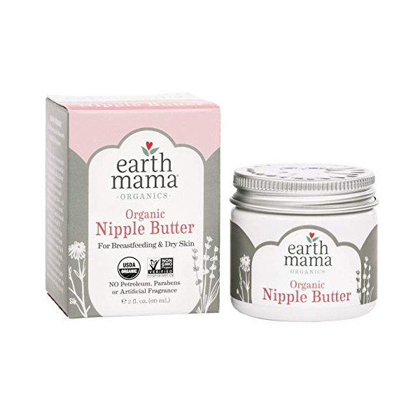 Earth Mama Nipple Cream